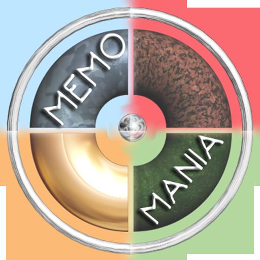 Memo Mania LOGO-APP點子