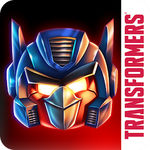 Angry Birds Transformers – action-packed 3D shoot 'em up adventure