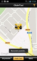 Screenshot of Click4Taxi - Taxi App