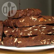 Egg-Free Chocolate Biscotti