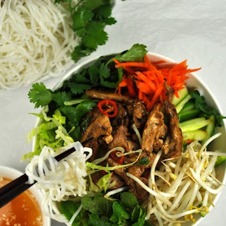 Vietnamese Noodle Bowl Recipes