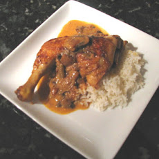 Drunken Chicken Paprika