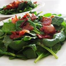 Hot Bacon Dressing