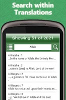 Screenshot of Quran Hakeem (Demo)