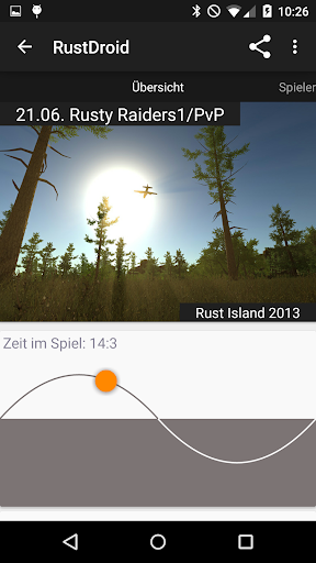 RustDroid: Rust Server Admin - screenshot