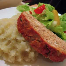 Mom's Best Ever Turkey Meatloaf