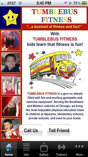 TumbleBus Fitness