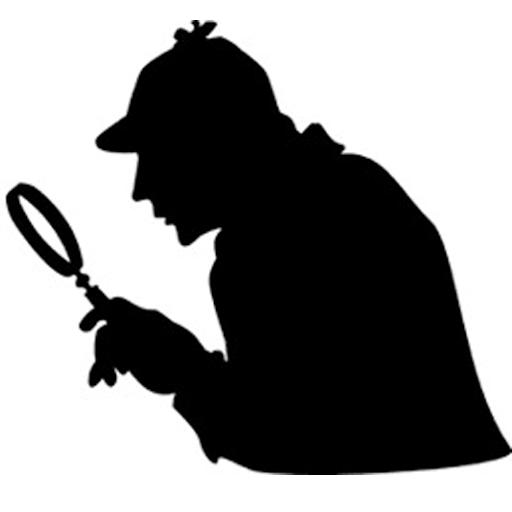 Шерлок Холмс в России LOGO-APP點子