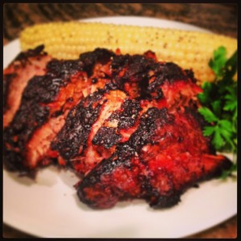 Dry Rub Pork Ribs