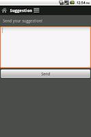 Screenshot of JExam