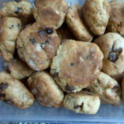 No Cholesterol Chocolate Chip Cookies