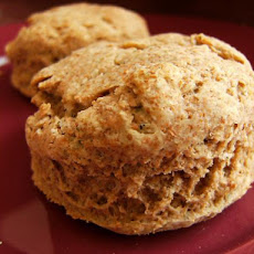 Sourdough Whole Wheat Biscuits