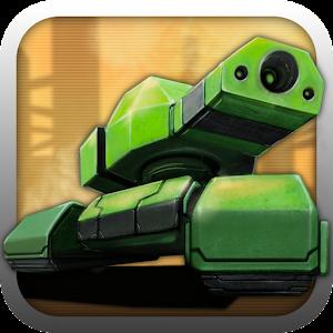 Cover art Tank Hero: Laser Wars Pro