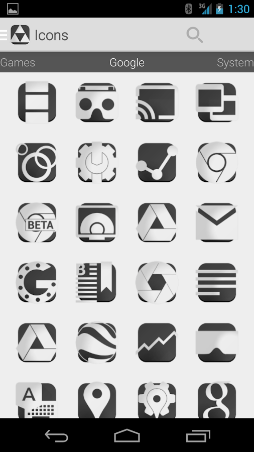 WTE - Icon Pack Screenshot 1