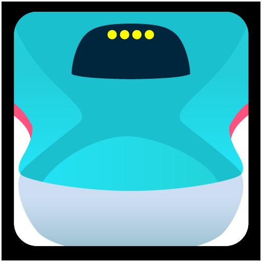 旅遊必備App|JR東日本新幹線トラベラー『車窓ガイド(東北新幹線編)』 LOGO-綠色工廠好玩App