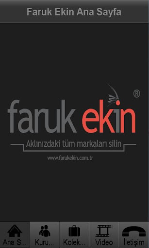 Faruk Ekin Mobile