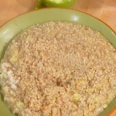 Apple Barlotto: Orzotto di Mele