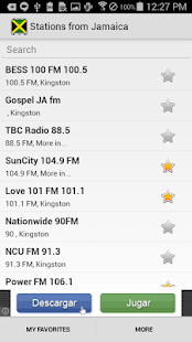 Radio Jamaica - screenshot
