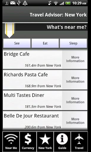 【免費旅遊App】Travel Advisor: New York-APP點子
