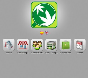 Cannabis World App - screenshot