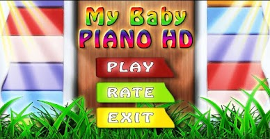Screenshot of My Baby Piano for Kids Free