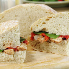 Lemon And Thyme Roast Chicken Sarnies