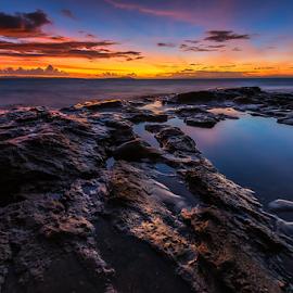 Last Ligth by Gus Mang Ming - Landscapes Sunsets & Sunrises