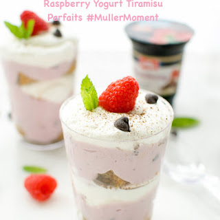 Raspberry Yogurt Parfait Recipes