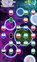 Screenshot of NEON Space Bubbles