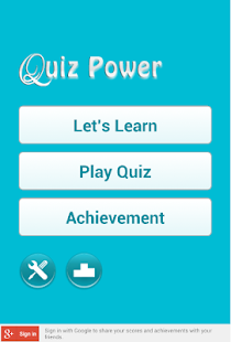 Quiz Power Pro - screenshot