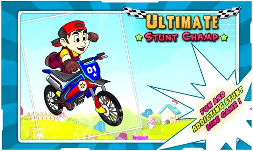 Ultimate Stunt Champ - Racing- screenshot