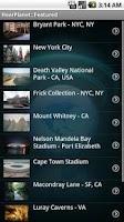 Screenshot of HearPlanet: World Audio Guide