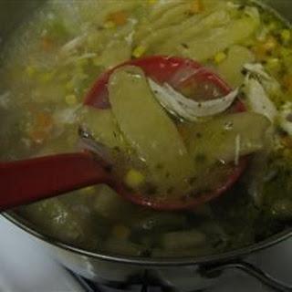 Turkey Egg Noodles Recipes