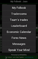 Screenshot of FxBook Let's Trade Together