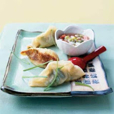 Hand-Hacked Pot Stickers