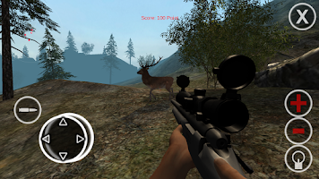 Screenshot of Forest Hunter 3D Real Animals