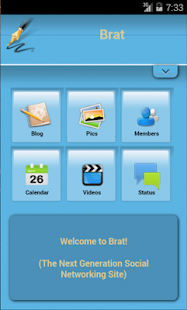 Brat - screenshot