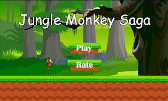 Screenshot of Jungle Monkey Saga
