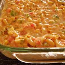 Festive Macaroni and Cheese