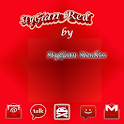 ADW theme StyGian Red icon
