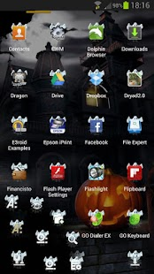 How to mod Next Launcher Halloween Theme 1.04 mod apk for bluestacks