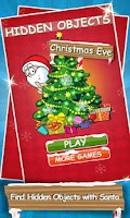 Screenshot of Find Objects - Christmas Eve