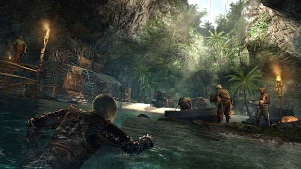 Assassin's Creed IV to be patched up to 1080p on the PS4