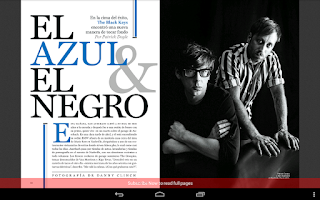 Screenshot of Rolling Stone - México