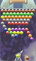 Screenshot of Bubble Shooter Violet