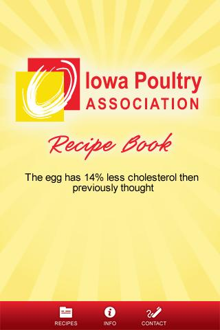 Iowa Poultry Cookbook