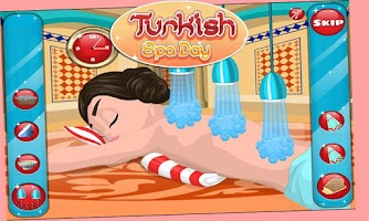 Screenshot of Turkish SPA Day