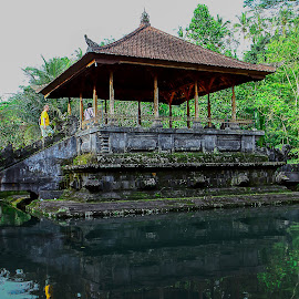 rest & feel by Dark Wan - Buildings & Architecture Statues & Monuments ( bali, indonesia, artistic object, architecture )