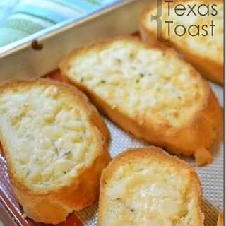 Parmesan Texas Toast Recipes