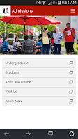 Screenshot of Maryville University